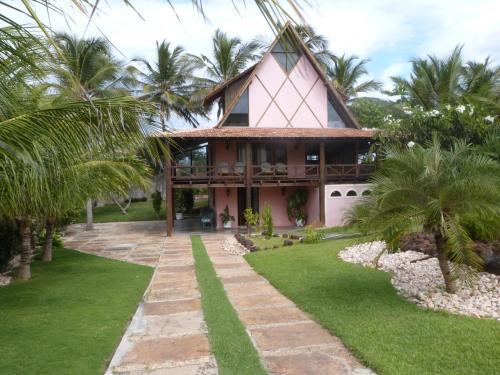 Hotel Pictures: Casa Praia do Coqueiro, Luis Correia