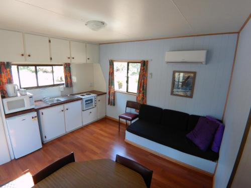 酒店图片: Zeehan Bush Camp and Caravan Park, Zeehan
