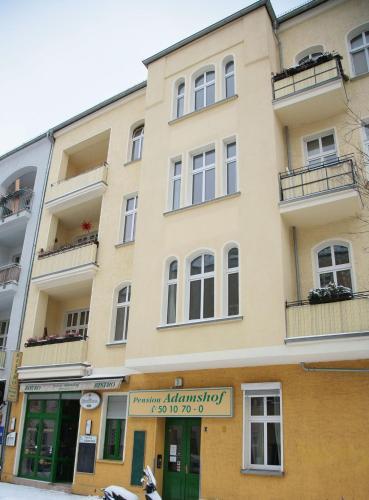 Hotel Pension Adamshof