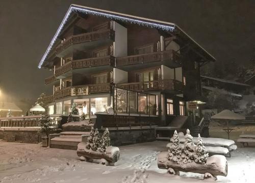 Hotel Pictures: Chez Jan, Morgins