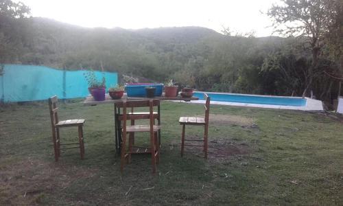 Foto Hotel: Cabaña La Escondida, Salsipuedes