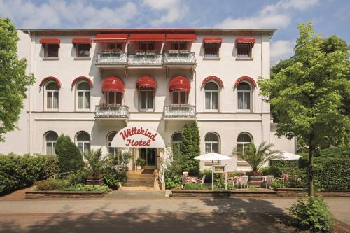 Hotel Pictures: Hotel Wittekind, Bad Oeynhausen