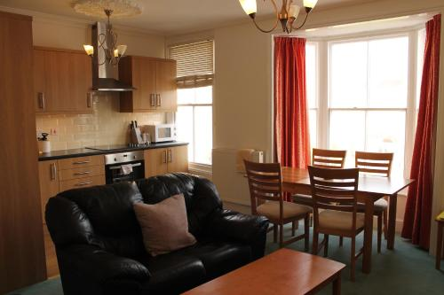 Aberystwyth Harbour-side Apartment