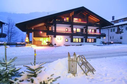 Fotografie hotelů: Alp-Chalet, Hirschegg