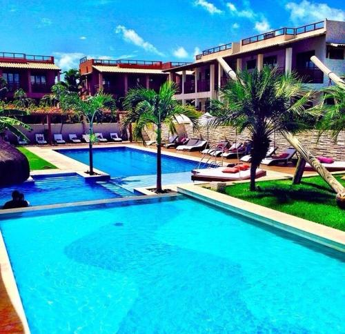 Hotel Pictures: Pipa Beleza Resort Private Apartment A27, Pipa