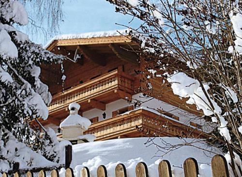 Zdjęcia hotelu: Haus Mühlbauer (NEK300), Wald im Pinzgau