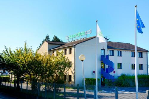 Hotel Pictures: Green Hotels Sainte Geneviève, Sainte-Geneviève-des-Bois