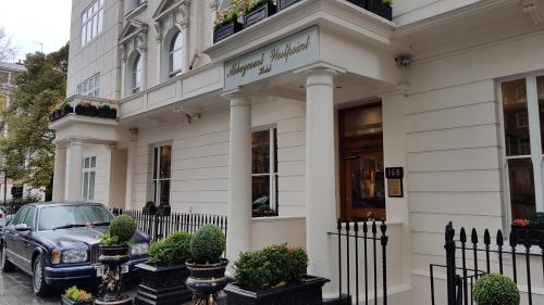 Mercure Hyde Park Hotel Routenplaner