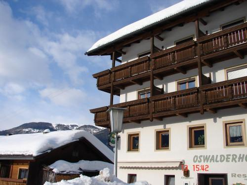 Photos de l'hôtel: Oswalderhof, Kartitsch