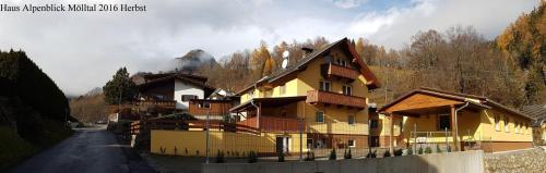 ホテル写真: Haus Alpenblick Mölltal, Flattach