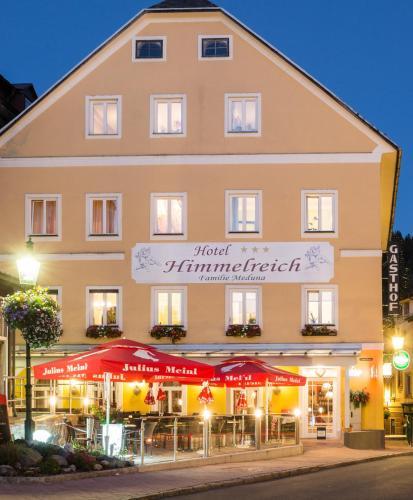 ホテル写真: Hotel Himmelreich, マリアツェル