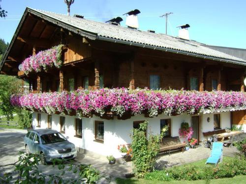 Fotos do Hotel: Apartment Fugenberg 1, Kapfing