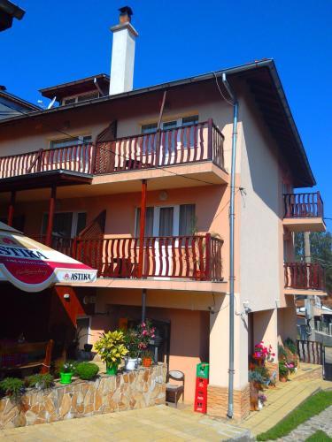 Фотографии отеля: Family Hotel Miglena, Говедарци