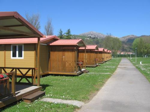 Hotel Pictures: Camping Sella, Arriondas
