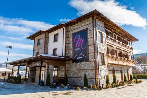 Hotellikuvia: Mentor Resort, Gaytaninovo