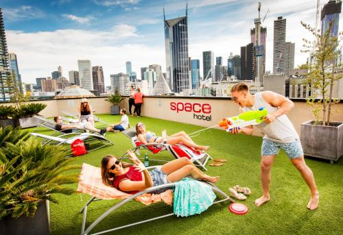 Zdjęcia hotelu: Space Hotel, Melbourne