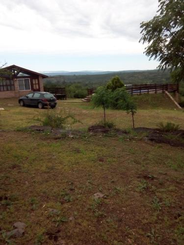 Φωτογραφίες: Cabaña con Pileta Parque Siquiman, Villa Parque Siquiman