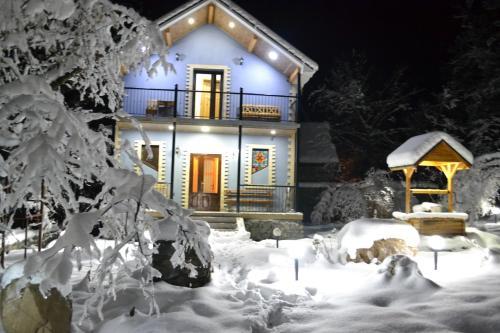 酒店图片: Cobalt cottage, Zaqatala