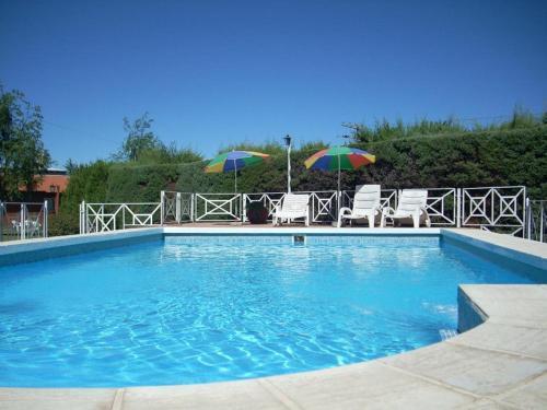 Hotellikuvia: Cantonavi Cabañas, Mina Clavero