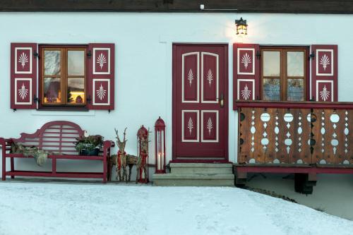 Zdjęcia hotelu: Chalet Hinterweiding-Gut, Sankt Veit im Pongau