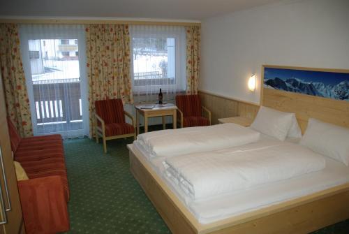 Fotos del hotel: Alpenhof Pension-Garni, Nauders