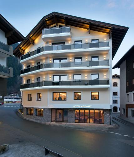 Fotografie hotelů: Hotel Neuwirt, Zell am Ziller