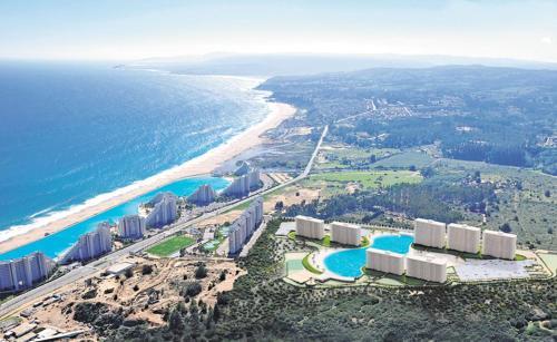Hotel Pictures: Laguna Bahía 405, Algarrobo