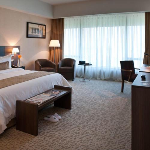 Bourbon Conmebol Convention Hotel
