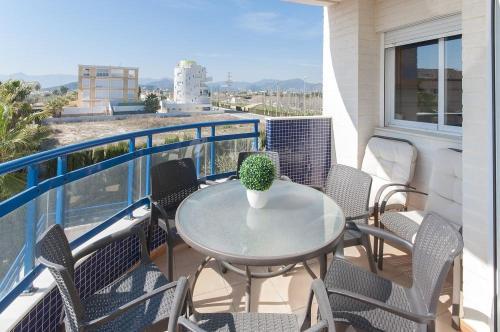 Hotel Pictures: Aqua Marina Golf II, Oliva