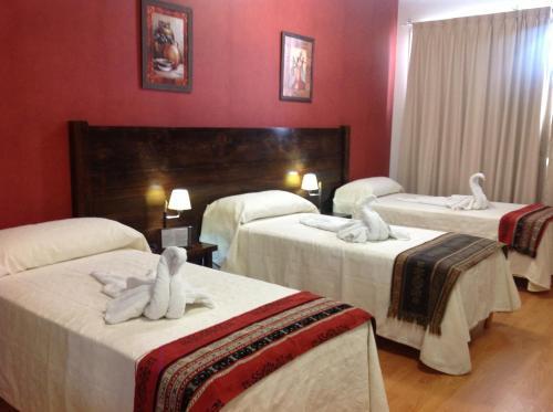 Hotellikuvia: Hotel Las Maras, Puerto Madryn