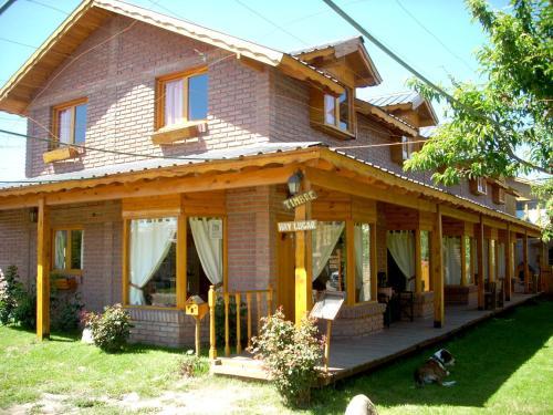 ホテル写真: Santos Lugares Cabañas, Junín de los Andes