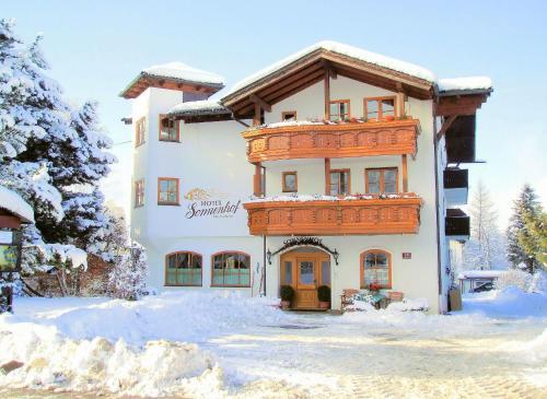 Zdjęcia hotelu: Hotel Sonnenhof Bed & Breakfast, Innsbruck