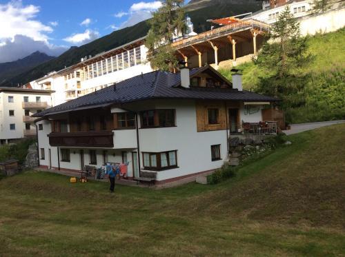Hotellbilder: Haus Romana, Obergurgl