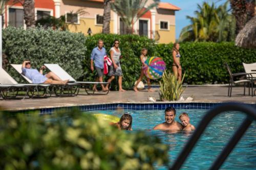 酒店图片: Gold Coast Aruba Vacation Rentals, 棕榈滩