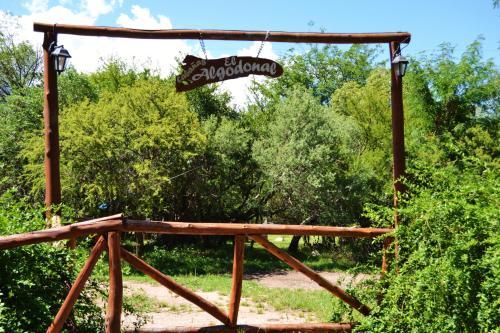 Hotellbilder: El Algodonal Cabañas, Las Rabonas