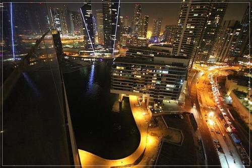 Dubai Apartments - Bay Central - Marina
