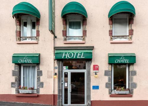 Hotel Pictures: Le Chatel, Royat