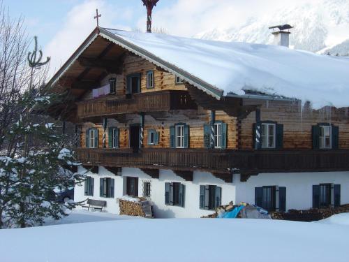 Hotellikuvia: Pension Vorderwald Ellmau, Ellmau
