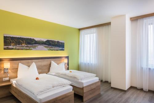 ホテル写真: Sleepin Premium Motel Loosdorf, Loosdorf