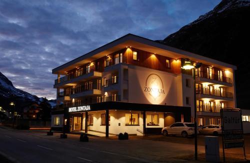 Fotos de l'hotel: Hotel Zontaja, Galtür