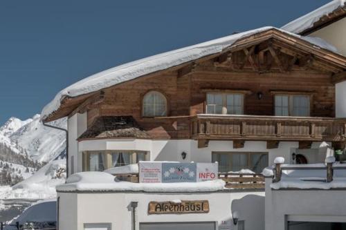 Photos de l'hôtel: Appartement-Alpenhaeusl, Obergurgl