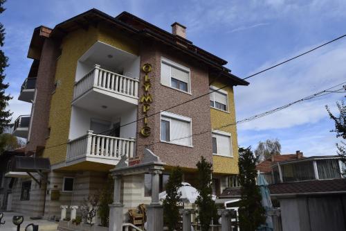 Hotellikuvia: Hotel Olympic, Velingrad