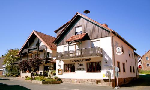Hotel Pictures: Landgasthof Zum Stern, Hünfeld