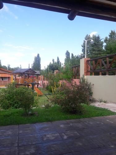 Hotellikuvia: Cabañas Alunmew, Potrero de los Funes