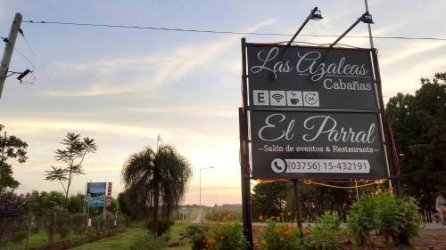 Hotellikuvia: Cabañas Las Azaleas, Gobernador Virasora