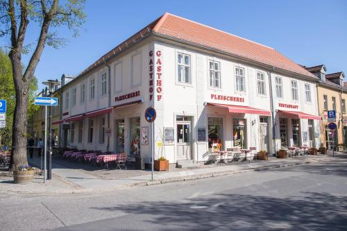 Hotel Pictures: Gasthof & Fleischerei Endler, Rheinsberg