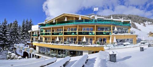 Hotellikuvia: Hotel Schönruh, Gerlos