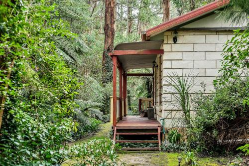 Fotografie hotelů: Fernglen Forest Retreat, Mount Dandenong
