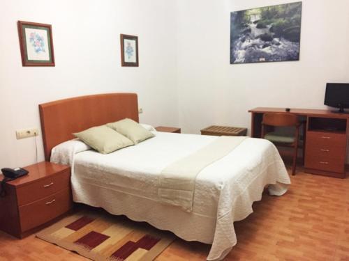 Hotel Pictures: Hostal La Casilla, Guitiriz