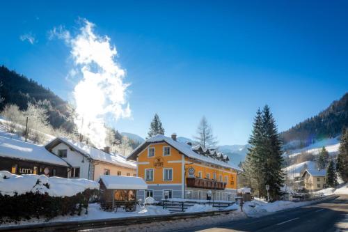 ホテル写真: Gasthof zum Hammer, ゲストリング・アン・デア・イップス